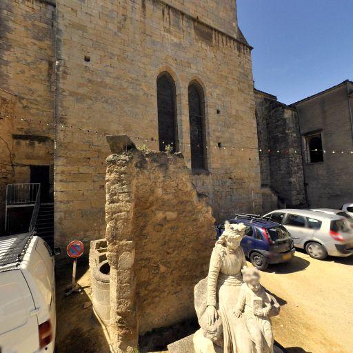 Basilique Saint-Aphrodise - Attraction touristique - Béziers