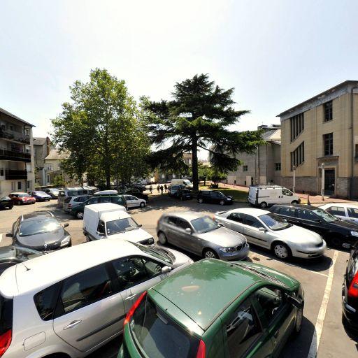 Espace FRAC - Attraction touristique - Limoges