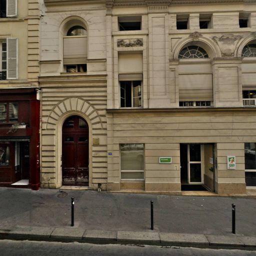 Olivier - Fleuriste - Paris