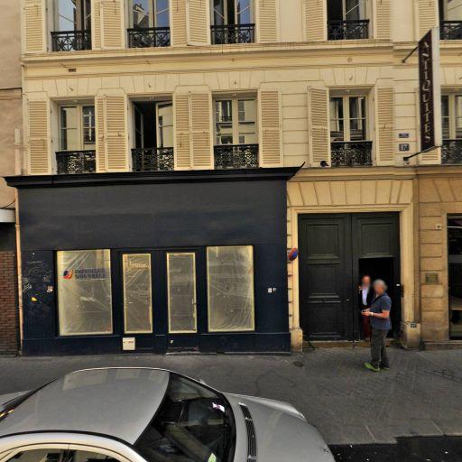 Galerie Chauvy - Galerie d'art - Paris