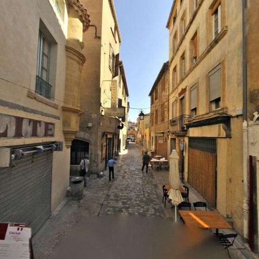 Tourelle d'angle - Attraction touristique - Narbonne