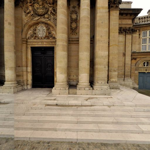 Institut de France - Attraction touristique - Paris