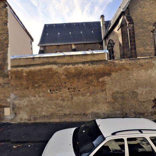 Mosquée - Mosquée - Clermont-Ferrand