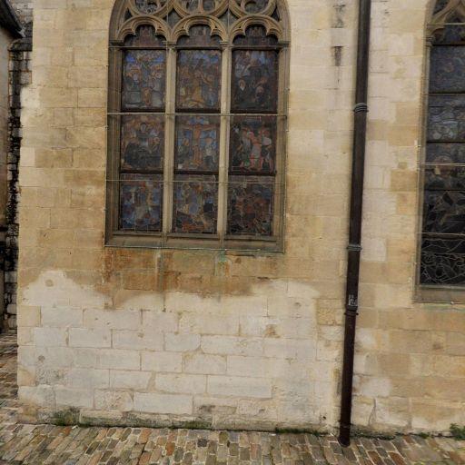 Église Notre-Dame la Grande - Attraction touristique - Poitiers