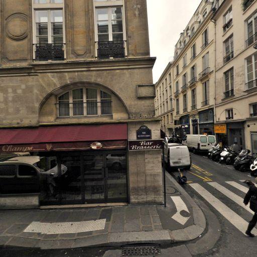 Stevens Colombe - Architecte d'intérieur - Paris