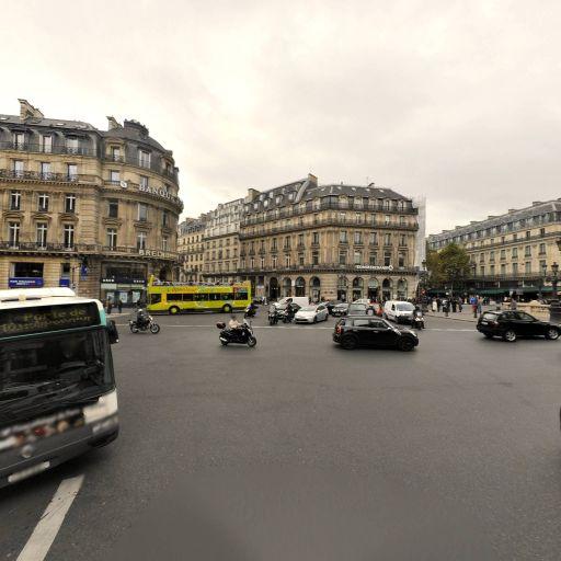 Faber System - Agencement de magasins - Paris