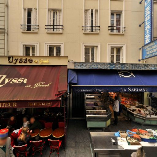 La Sablaise - Poissonnerie - Paris