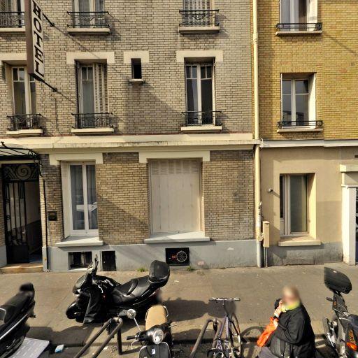 Pratic Hotel - Hôtel - Paris