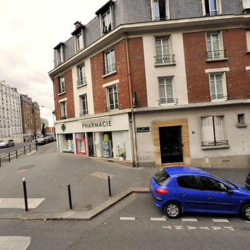 Pharmacie Saint Gervais Selas - Pharmacie - Paris