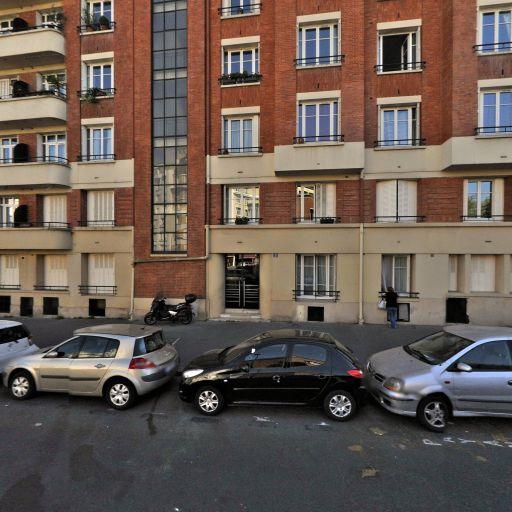 Rosnay Elisabeth - Grand magasin - Paris