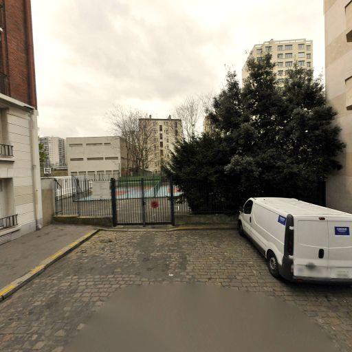 Square Castagnary - Bessin - Parc, jardin à visiter - Paris