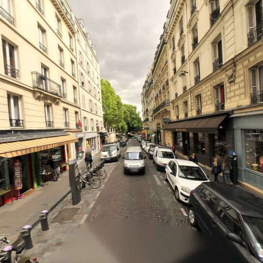 Station Vélib' Tardieu - Chappe - Vélos en libre-service - Paris