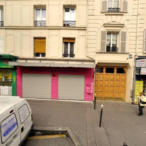 Chakos - Matériel de coiffure - Paris