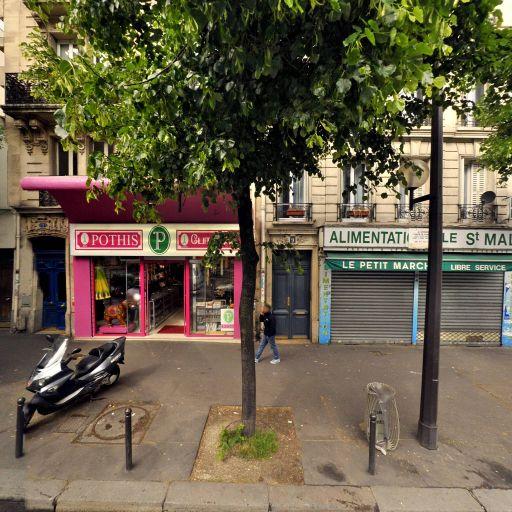 Pichery Stéphane - Agencement de magasins - Paris