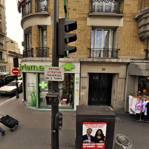 Pharmacie du Département - Pharmacie - Paris