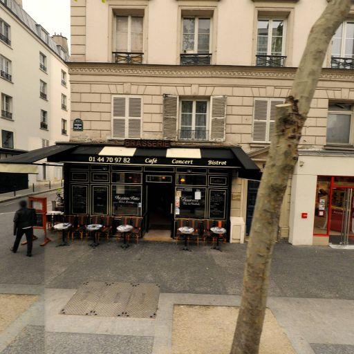 Parc Des Deux Nèthes - Parc et zone de jeu - Paris