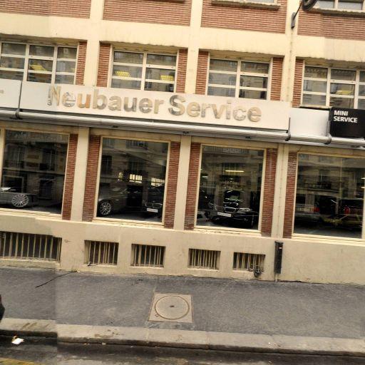 Peugeot - Garage automobile - Paris