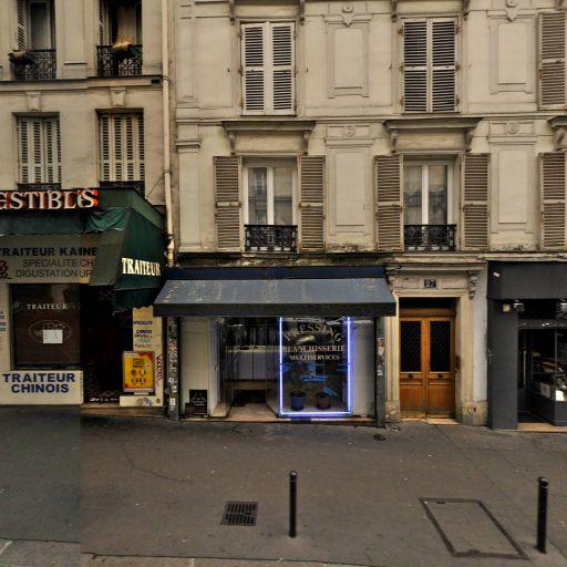 Lav Express - Laverie - Paris