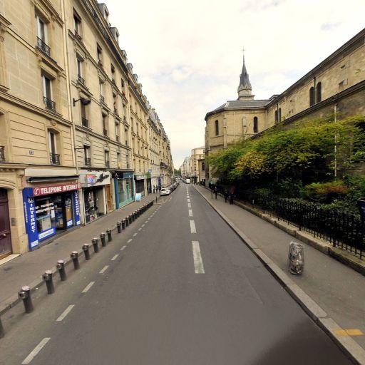 Station Vélib' Mairie du 18ème - Vélos en libre-service - Paris