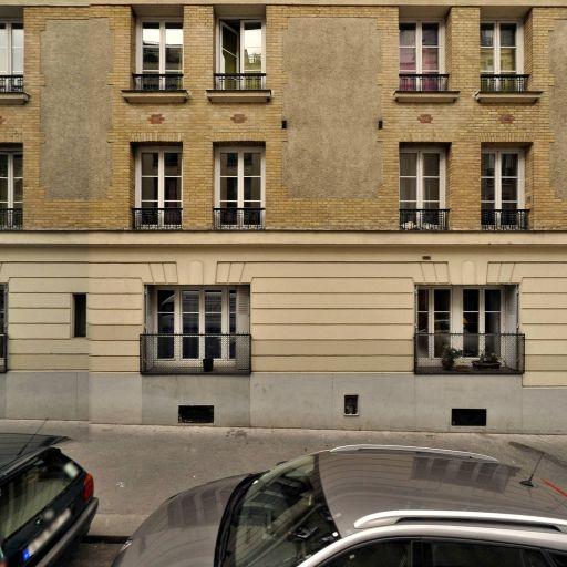 Société Philanthropique - Foyer pour jeunes travailleurs - Paris