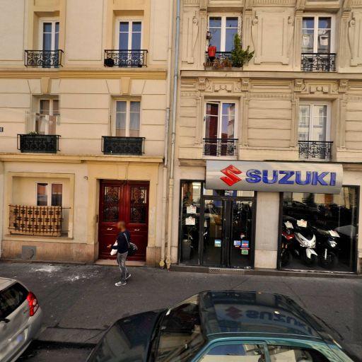Moto Champion concessionnaire Suzuki - Vente et réparation de motos et scooters - Paris