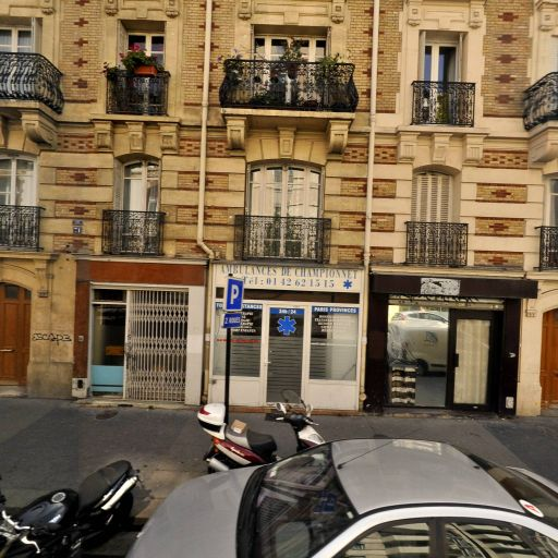 Ambulance De Championnet - Ambulance - Paris