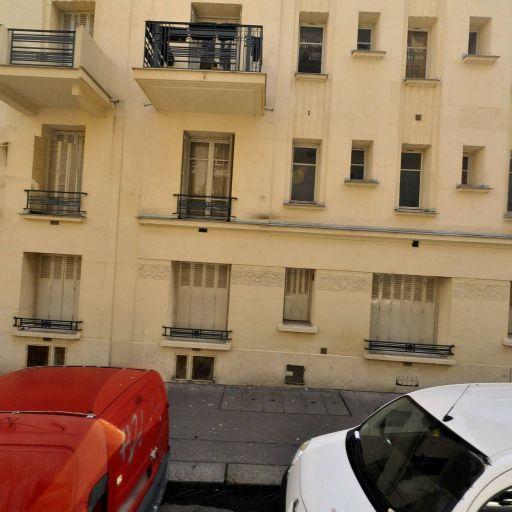 Charlotte Meunier - Masseur kinésithérapeute - Paris