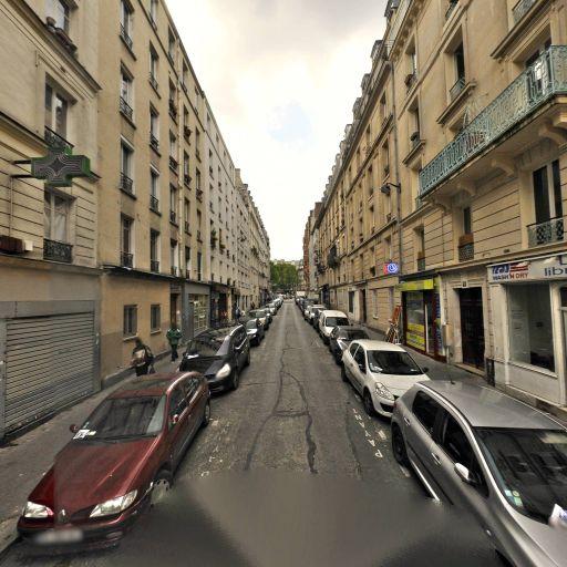 Laverie Wash ' N Dry - Laverie - Paris