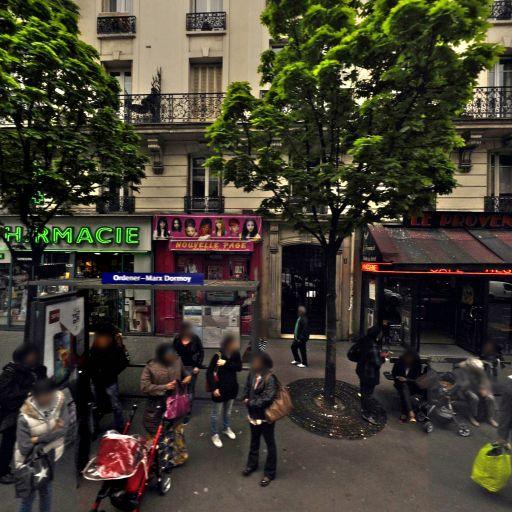 Selasu Pharmacie Centrale Ordener - Pharmacie - Paris