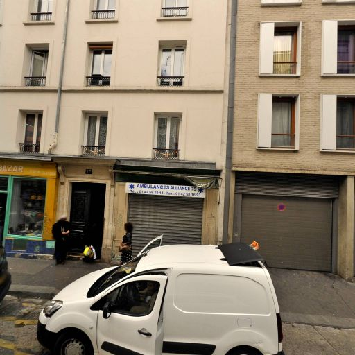 Ambulances Alliance 75 - Ambulance - Paris