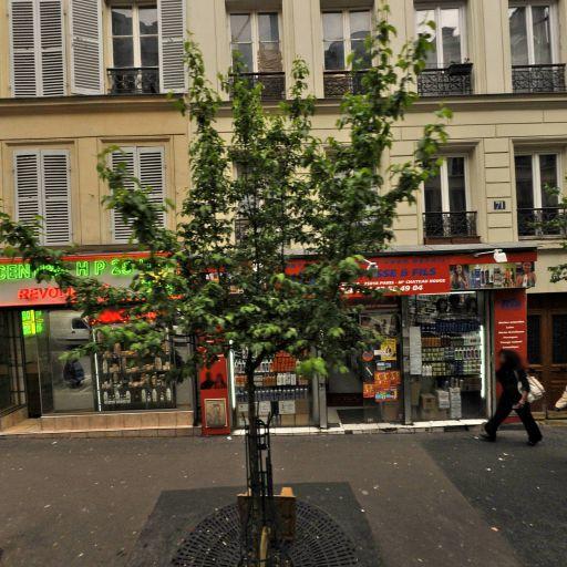 Cissé Et Fils - Fabrication de parfums et cosmétiques - Paris