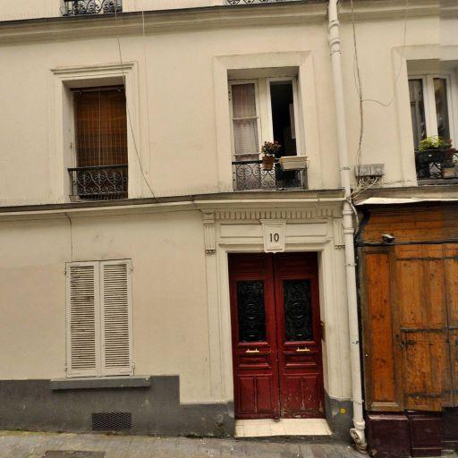 Requier Antoine - Courtier en marchandises - Paris