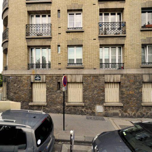 De Colbert Antoine - Études et contrôles de l'environnement - Paris