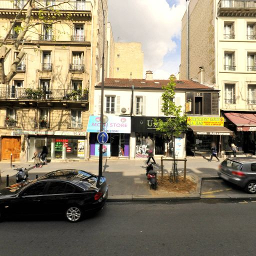 Les Nouveaux Robinson - Magasin bio - Paris