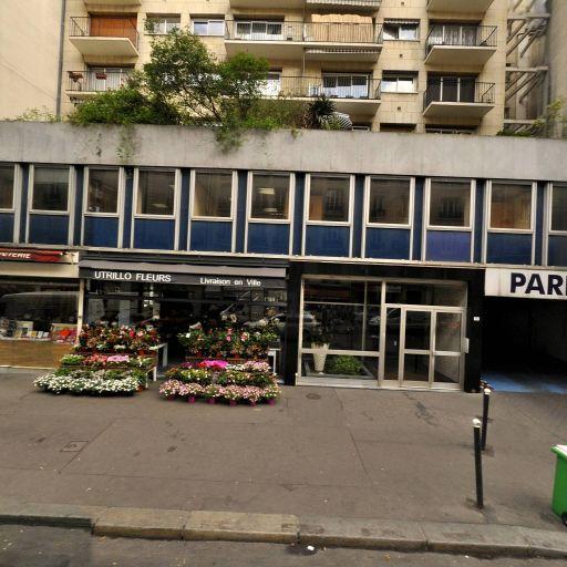 Société Civile Immobilière Résidence Damrémont - Parking public - Paris