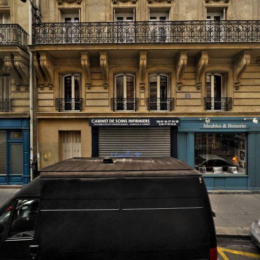 Claude Chovino - Infirmier - Paris