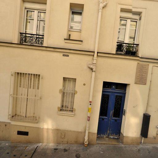 Cherel Isabelle - Interprète - Paris
