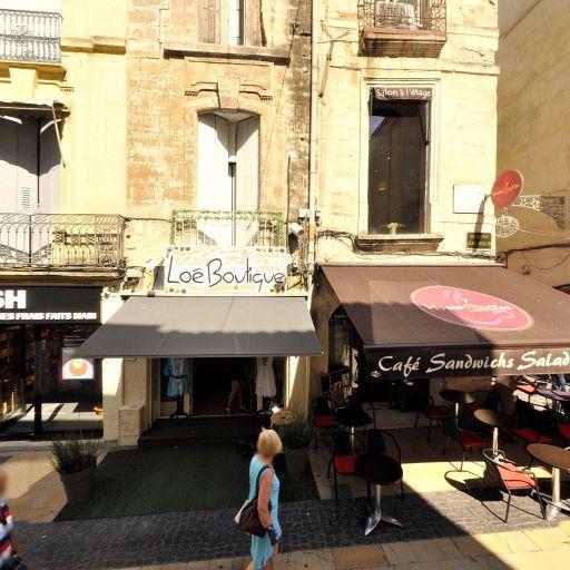 Angelo gelato caffe - Glacier - Montpellier