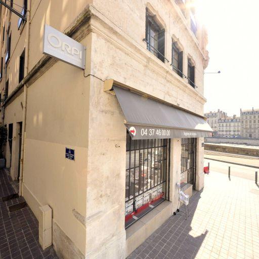 Cafe 203 / Vieux Lyon - Restaurant - Lyon