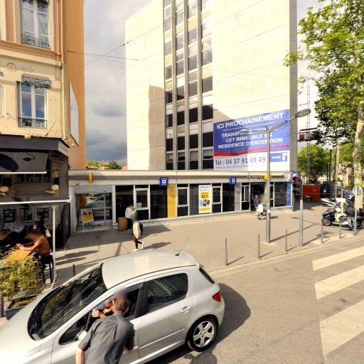 Lyon Parc Auto - Parking public - Lyon