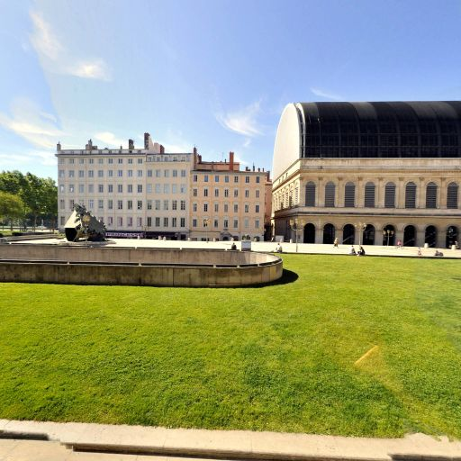 Parking Parc Hôtel de Ville - Parking - Lyon