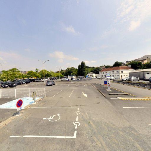 Parking Gare SNCF de Niort - Parking - Niort