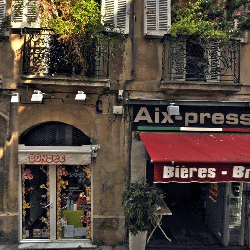 Boutique Panier Des Sens - Fabrication de parfums et cosmétiques - Aix-en-Provence
