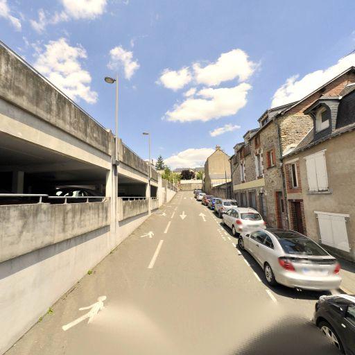 Parking De Gaulle - Parking - Laval