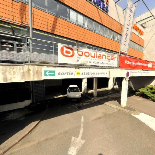 Parking Espace Saint-Louis - Parking - Roanne