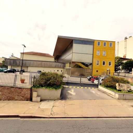 Parking Palais de Justice - Parking - Roanne