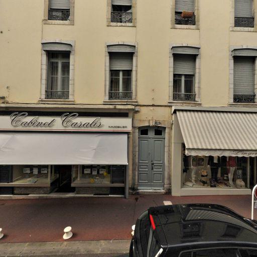 Cabinet CASALIS - Syndic de copropriétés - Pau