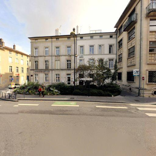 Carnot - Parking public - Nancy