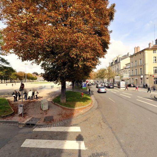 Nancy - Carnot - Indigo - Parking réservable en ligne - Nancy