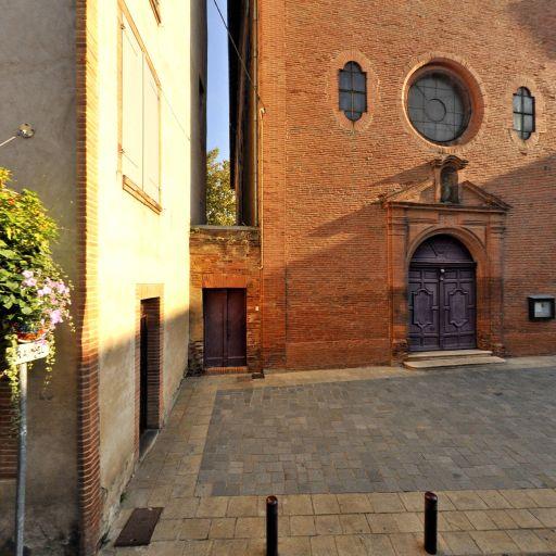 Centre du patrimoine - Attraction touristique - Montauban